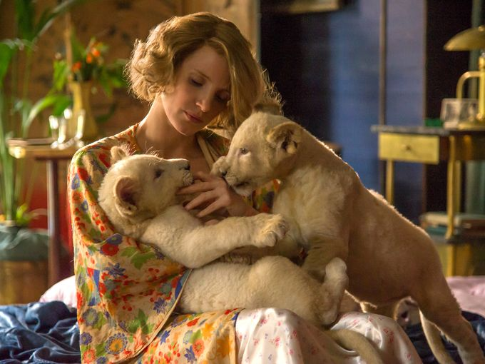 The Zookeeper's Wife (5)