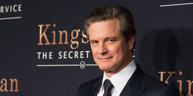 Colin Firth attends a special screening of
