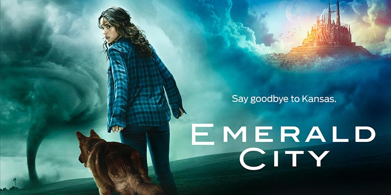 Emerald City, trailer e news sulla nuova serie tv sci-fi di NBC