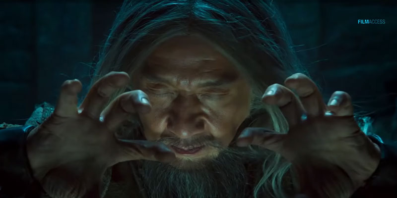 Journey to China: The Mystery of Iron Mask, Jackie Chan e Schwarzenegger nel primo trailer