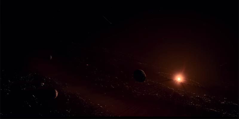 Voyage of Time: Life's Journey – Poster e trailer internazionale giapponese