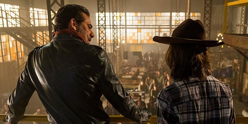 """The Walking Dead: Recensione dell'episodio 7×07, """"Sing me a Song"""""""