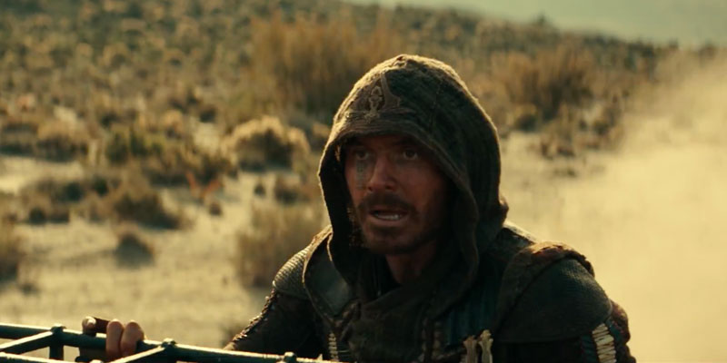 Ecco l'animus nel nuovo trailer del film si Assassin's Creed
