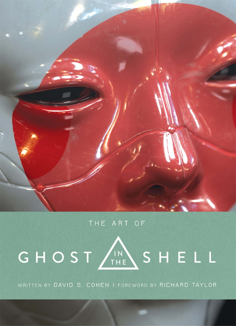 he Art of Ghost in the Shell 01