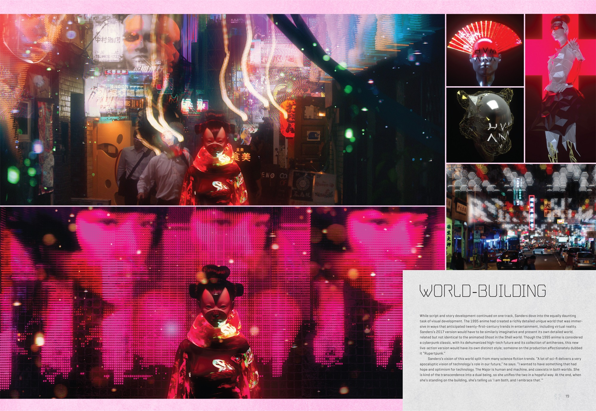 he Art of Ghost in the Shell 04