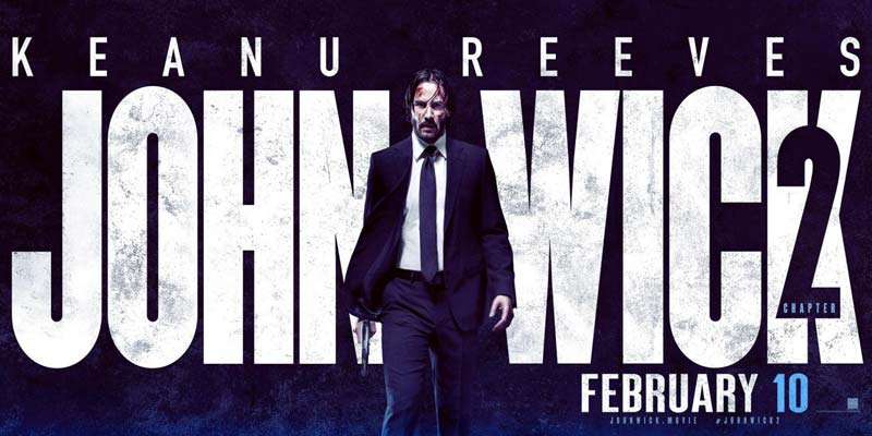 John Wick: Chapter 2 – Nuovo trailer per l'action con Keanu Reeves