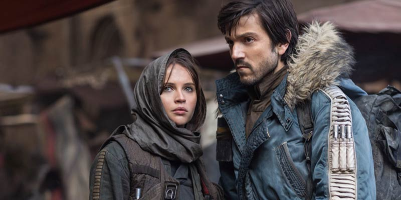 Rogue One: a Star Wars Story, i primi commenti sono entusiastici