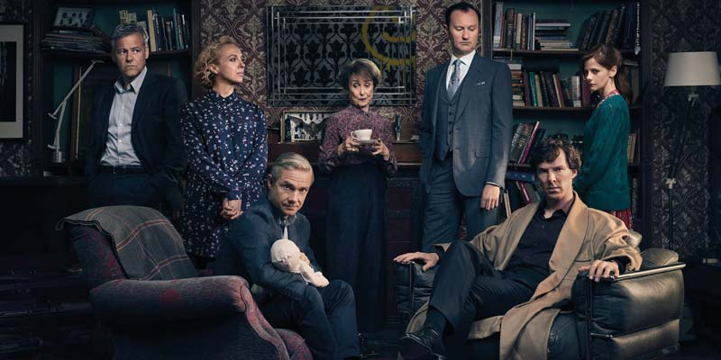 Sherlock 4 – Il primo episodio ora in streaming su Netflix