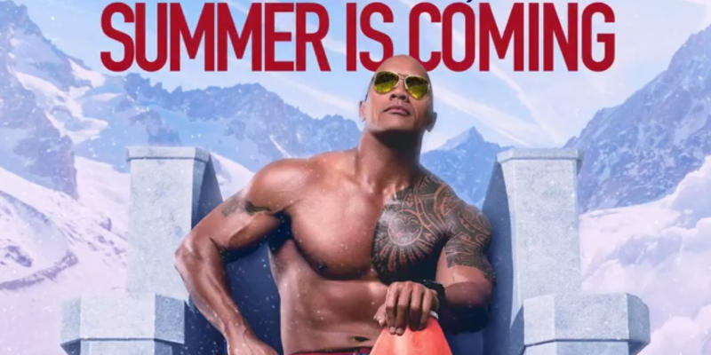 Baywatch Motion Posters