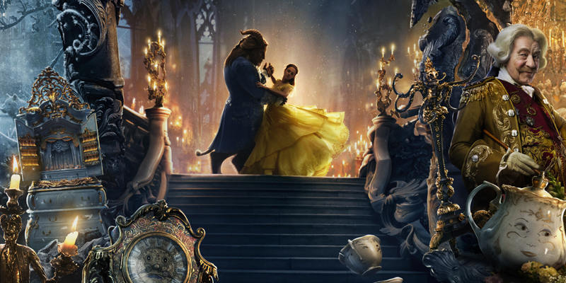 La Bella e la Bestia: nuovo video dal set e promo per l'atteso film Disney