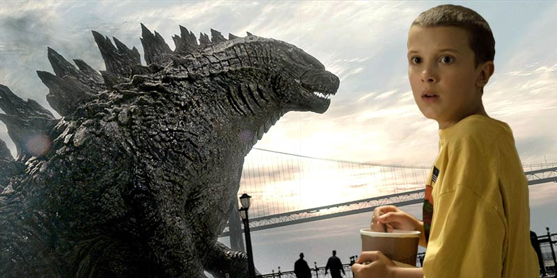Godzilla 2 – Millie Bobby Brown da Stranger Things al film di Michael Dougherty
