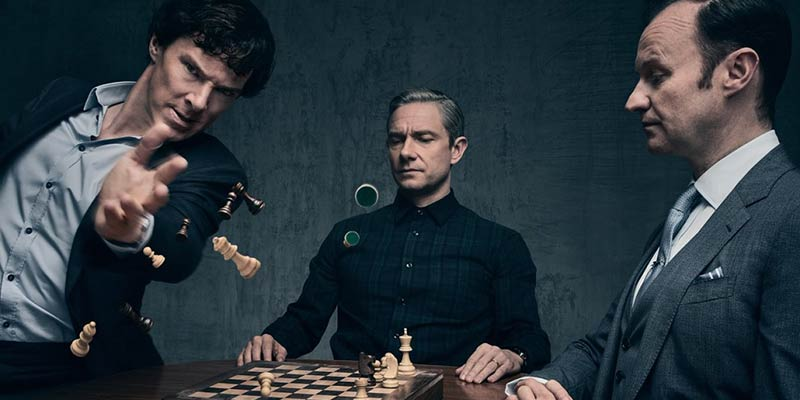 Sherlock – Primi dati sugli ascolti di The Final Problem, la BBC investiga sulla copia piratata