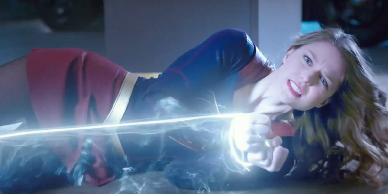 Supergirl Lives – Trailer esteso per l'episodio diretto da Kevin Smith