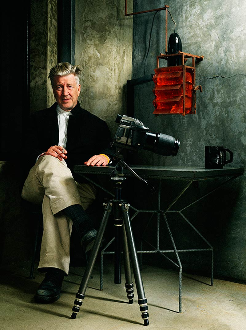3-David-Lynch-Portrait-Sitting