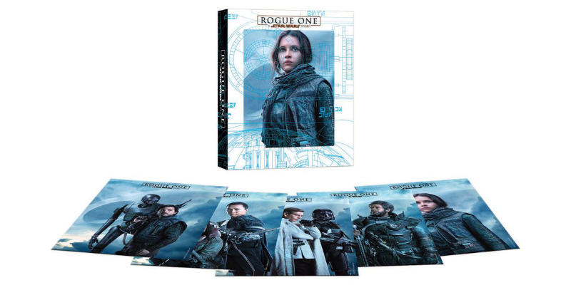 Rogue One: A Star Wars Story dal 12 Aprile in Blu-Ray e DVD