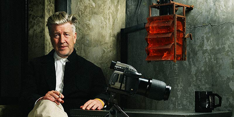 David Lynch: The Art Life, trailer italiano presentato a Venezia 73