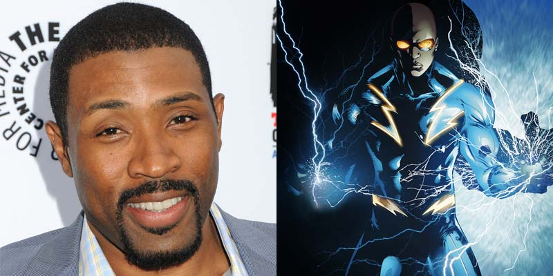 Black Lightning – Cress Williams sarà l'eroe DC nella nuova serie The CW