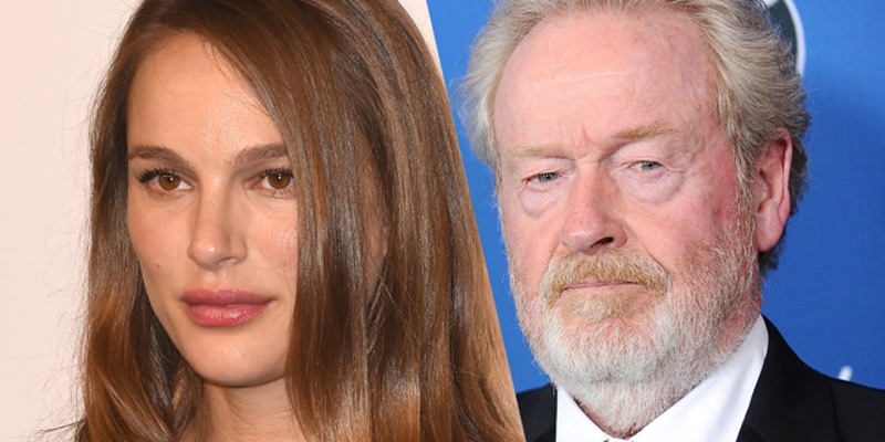 All the Money in the World: ecco il prossimo film di Ridley Scott, Natalie Portman nel cast?