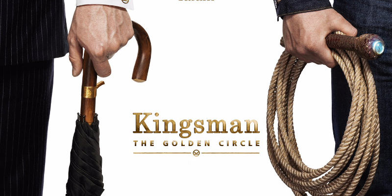 Kingsman: The Golden Circle – Ecco il POSTER, trailer in arrivo?