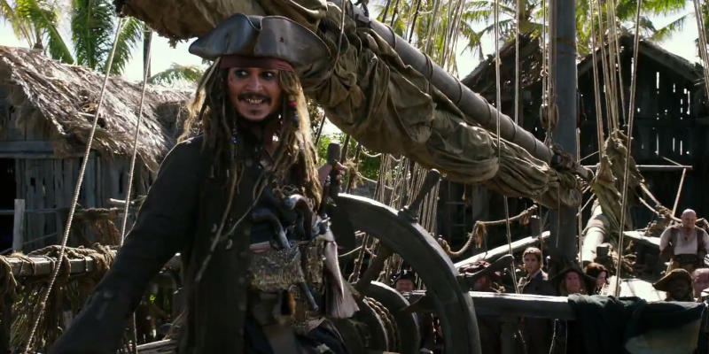 Box Office Italia: Pirati dei Caraibi e Fortunata stabili sul podio