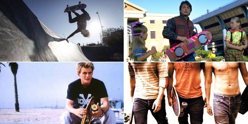 Da California Skate a SLAM: Tutto per una ragazza, lo skateboard in 5 film