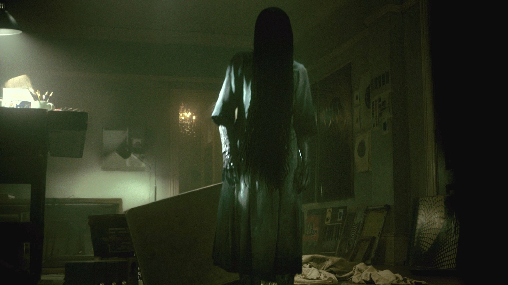 The Ring 3 Bonnie Morgan foto dal film 3