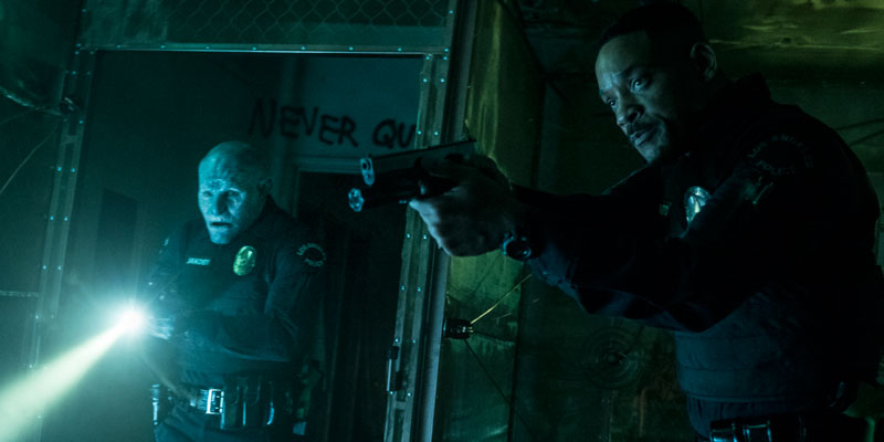 Bright – Nuovo trailer per il film Netflix con Will Smith