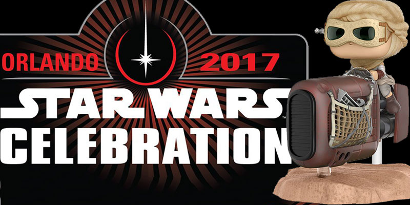 Star Wars Celebration – La Funko presenterà delle esclusive, le prime Pop!