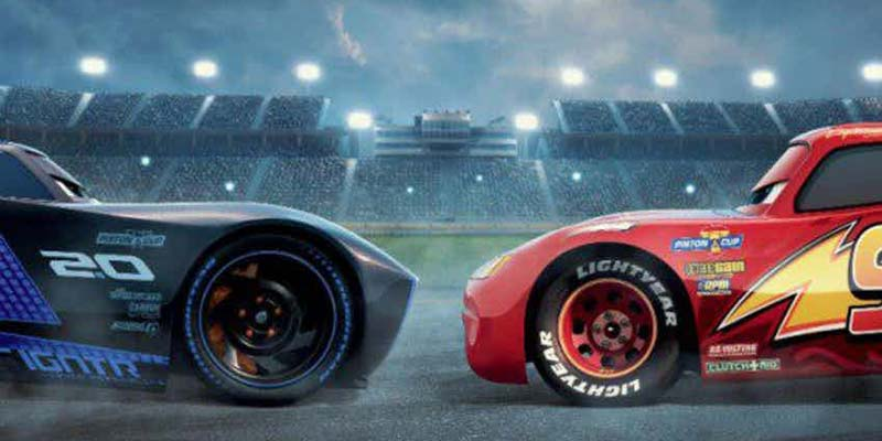 Box Office: Cars 3 vince il weekend, IT prosegue la scalata in America