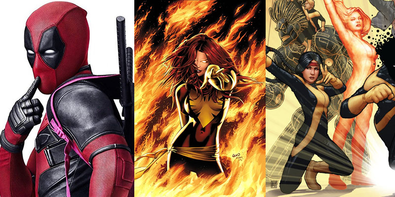 New Mutants, Deadpool 2 e X-Men: Dark Phoenix arrivano nel 2018!