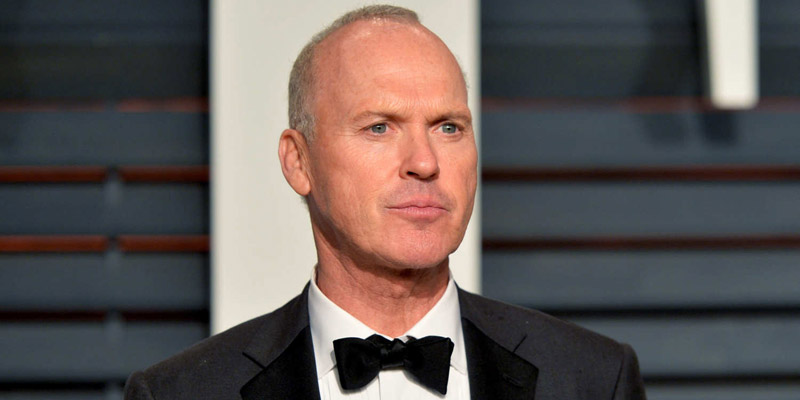 Michael Keaton in Goodrich, il film diretto da Hallie Meyers-Shyer
