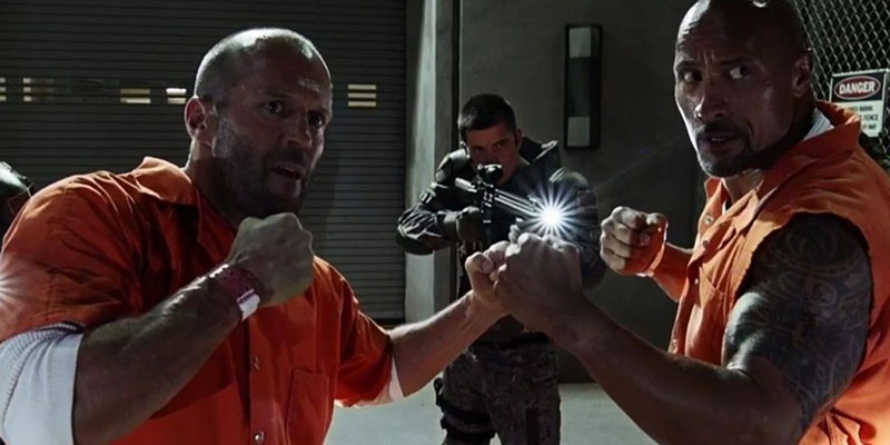 Fast & Furious – Si farà lo spin-off con The Rock e Jason Statham
