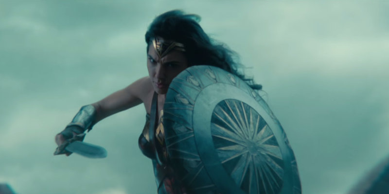 Wonder Woman, la nuova clip italiana del film