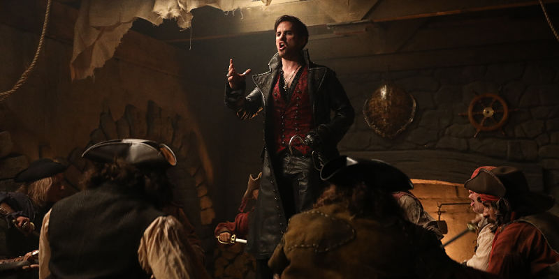 Once Upon a Time: tutte le canzoni dell'episodio Musical