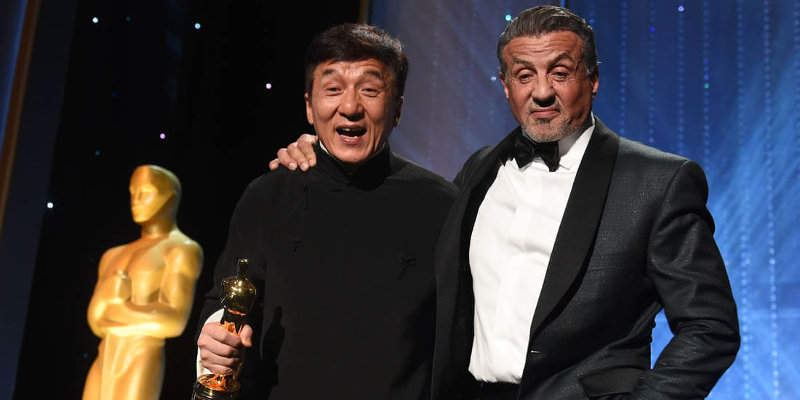 Ex-Baghdad: Sylvester Stallone e Jackie Chan insieme nel film di Scott Waugh