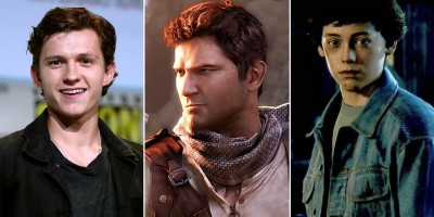 nathan drake tom holland
