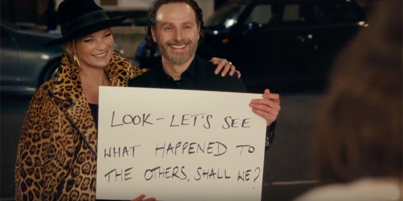 Red Nose Day Actually – Ecco la reunion di Love Actually in versione completa