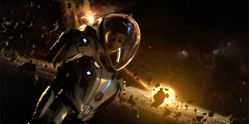Star Trek, Discovery prima di Enterprise