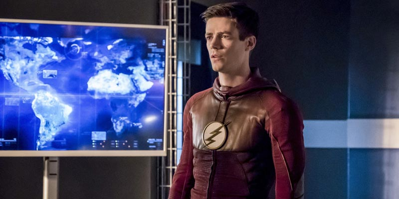 The Flash – Barry sarà molto diverso quando tornerà dalla Speed Force, parola di Grant Gustin