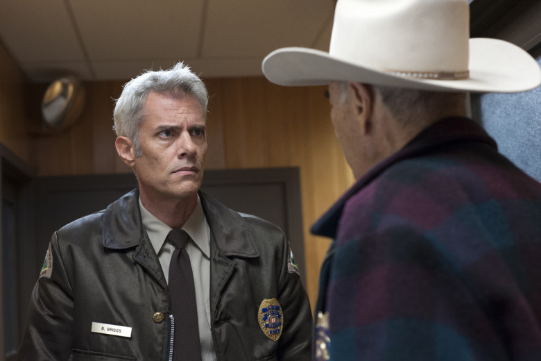 Dana Ashbrook in a still from Twin Peaks. Photo: Suzanne Tenner/SHOWTIME