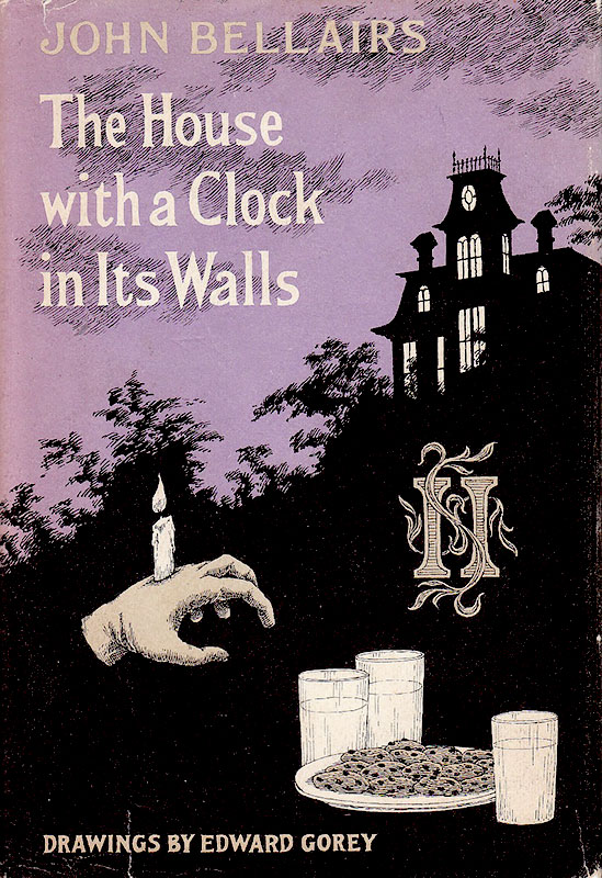 The-House-With-A-Clock-In-Its-Walls-libro