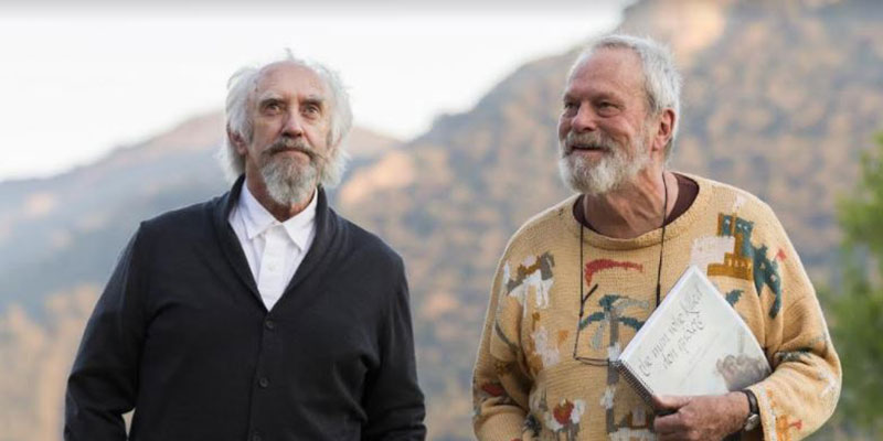 The Man Who Killed Don Quixote, Gilliam perde i diritti del film