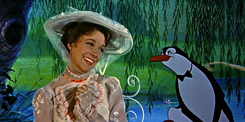 Julie Andrews non apparirà in Mary Poppins Returns