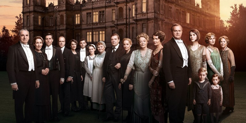 Downton Abbey film si farà, le riprese nel 2018