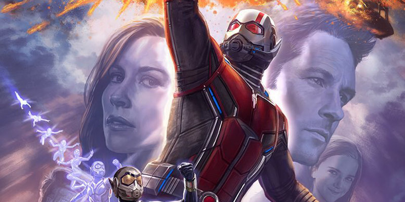 Ant-Man and the Wasp – Un'auto si ribalta in volo nel video dal set