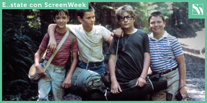 E… State con ScreenWEEK: Stand by Me – Ricordo di un'estate