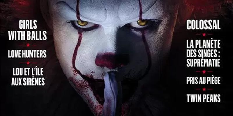 Stephen King's IT – Pennywise sulla cover di MadMovies