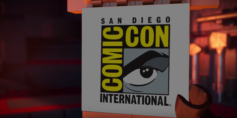 LEGO Ninjago – Un nuovo video in vista del Comic-Con