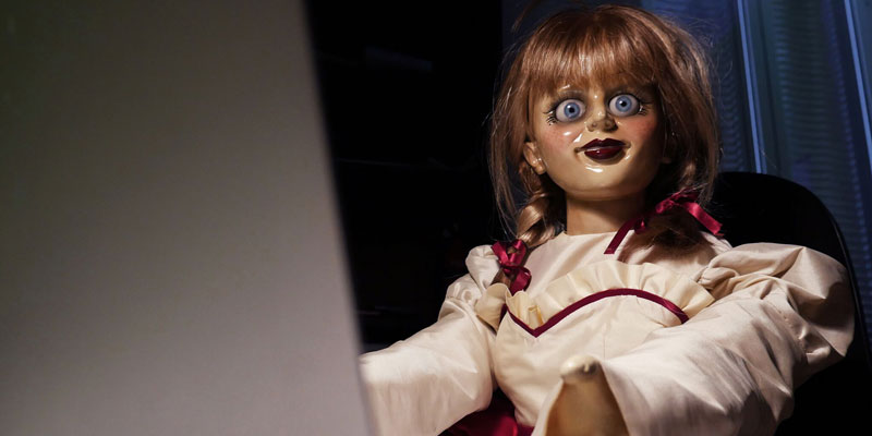 Annabelle 2: Creation – La bambola in visita a ScreenWEEK!