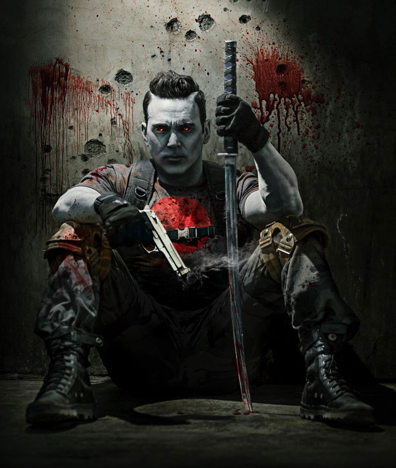 bloodshot-fumetto